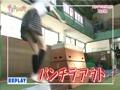 アイドルの穴2012 動画~アイドルびしょ濡れ!お笑いデスマッチ!『水中モノボケバトル~120421